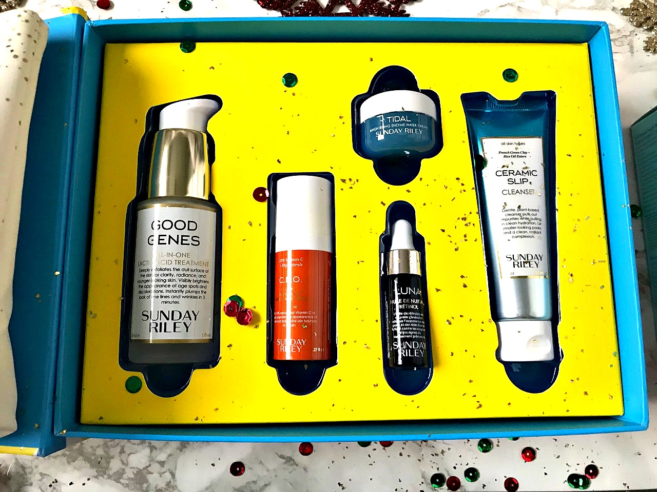 Sunday Riley Holiday Heroes Kit Review