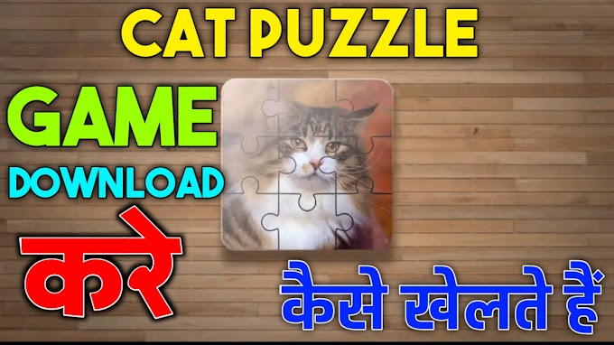 How To Play The Cat Puzzle Game - Find The Cat Puzzle.