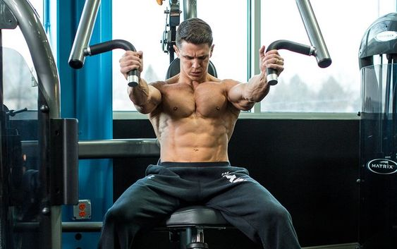 Best Chest Exercises of All Time - 30 Exercise - Chest Press Machine