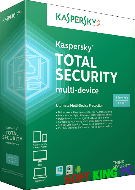 Kaspersky Total Security 2018 Latest Version
