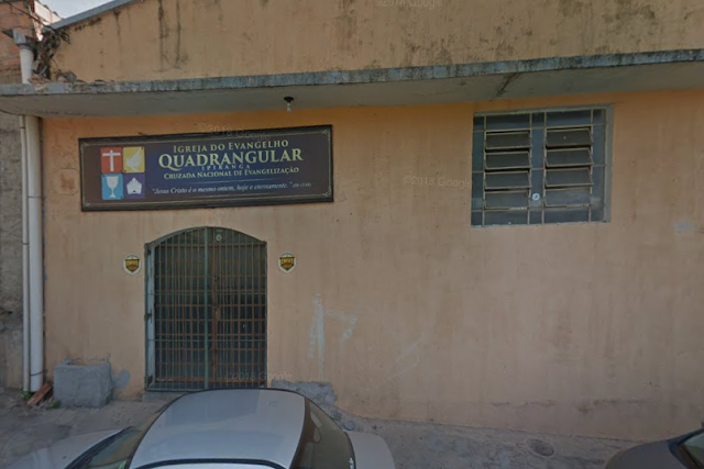 Fiel coloca fogo em igreja evangélica da Quadrangular