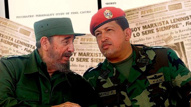 La historia de las injerencias e intervencionismos de Cuba sobre varios países hasta llegar a Venezuela