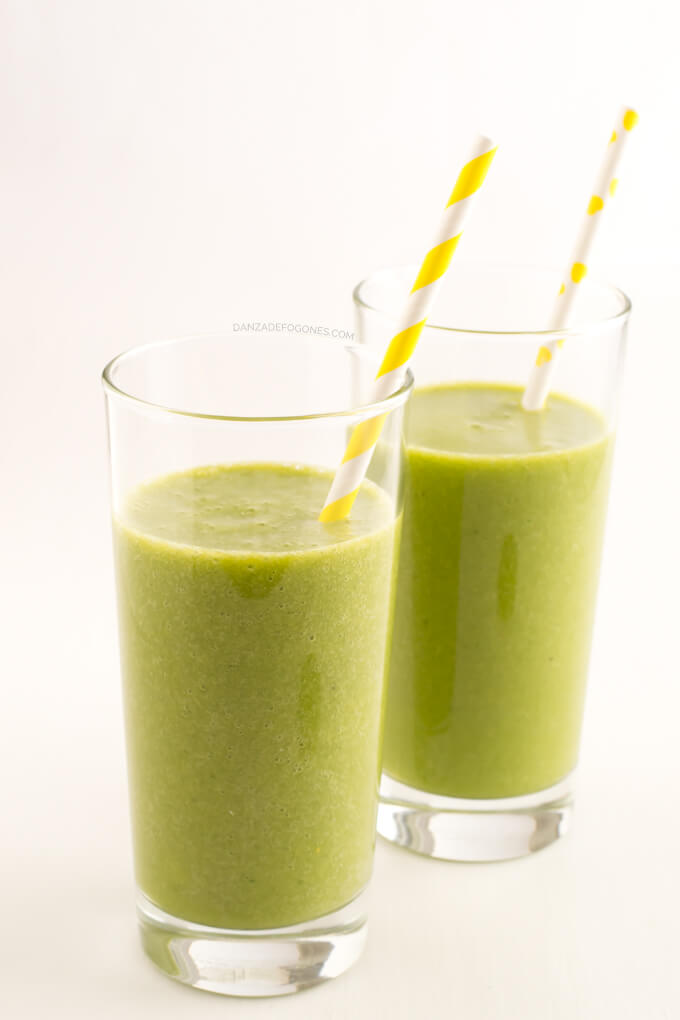 Green smoothie | danceofstoves.com