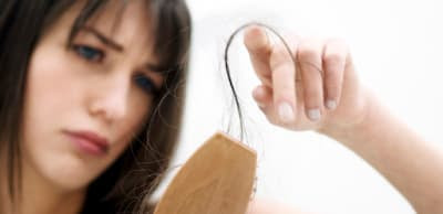 علاج تساقط الشعر نهائياً وتكثيف الشعر في شهر واحد