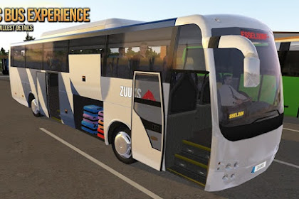Downlaod Bus Simulator Terbaru Indonesia (MOD, Unlimited Money)