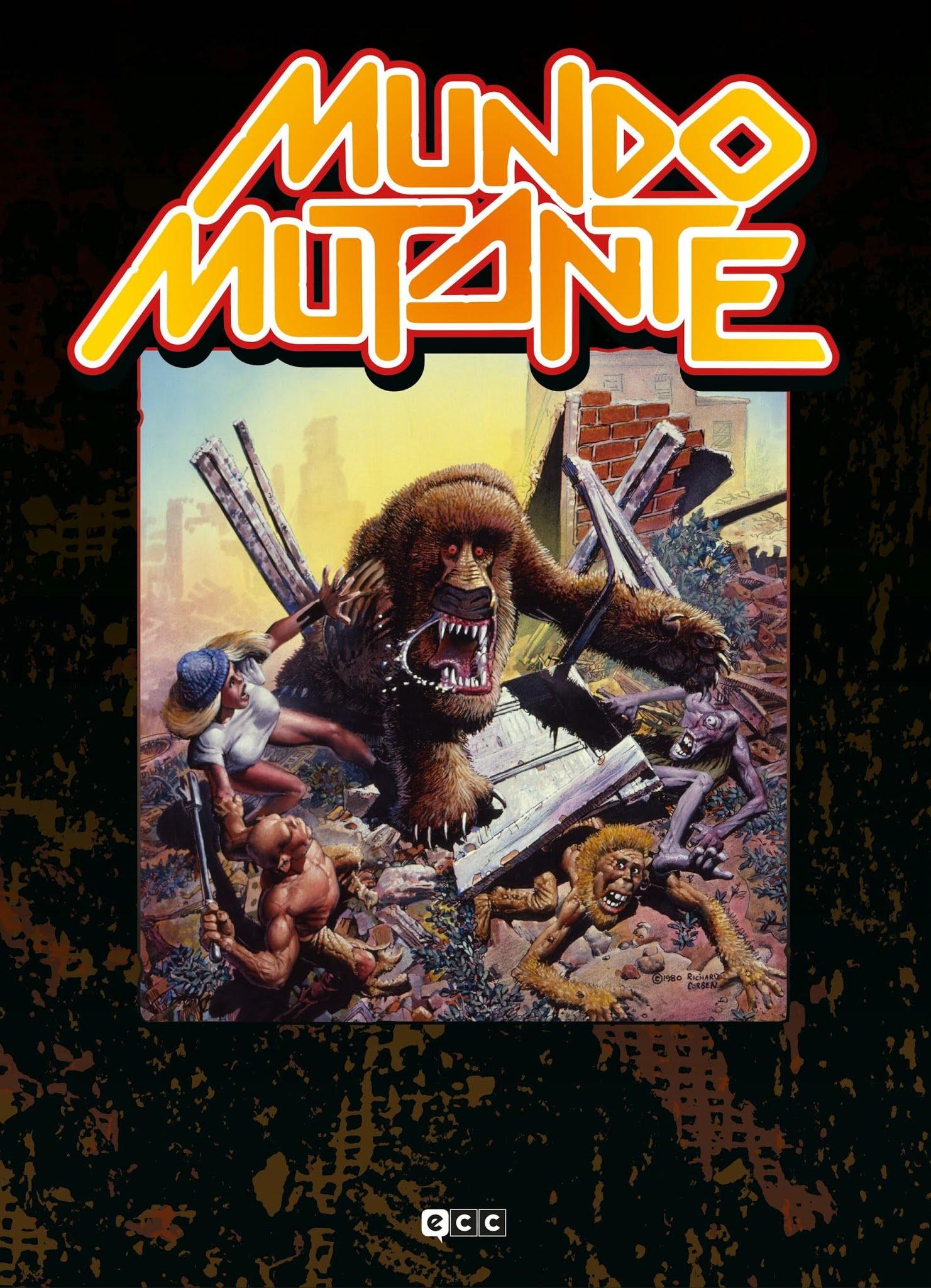 Mundo Mutante, Richard Corben