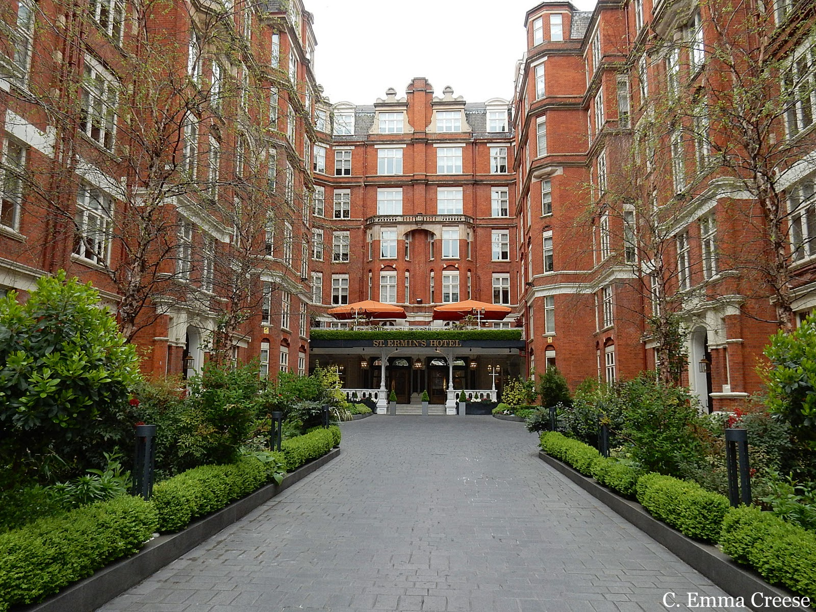 St Ermin's Hotel Westminster Urban Beekeeping Course