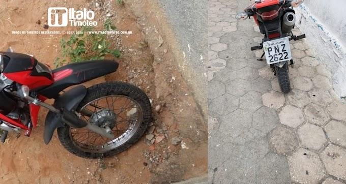 Motos que foram roubadas em Pariconha e Olho D'água do Casado são recuperadas