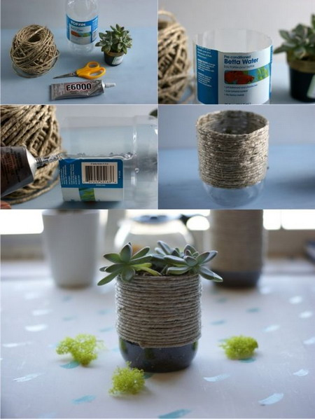 Vasinho reciclado super fácil