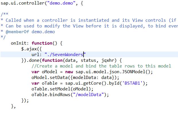 Integrate SAP UI5 or open UI5 with Node js | SAP Online Guides
