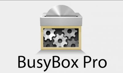تحميل تطبيق BusyBox Pro للتحكم فى هاتفك مدفوع للأندرويد