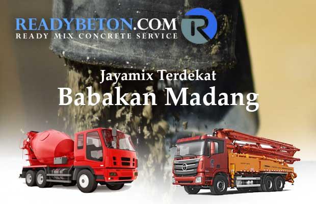 Harga Cor Jayamix Babakan Madang
