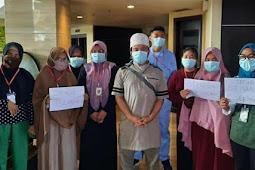 Negatif COVID-19, 3 Pasien Hasil PCR di Sahid Hotel Ternate