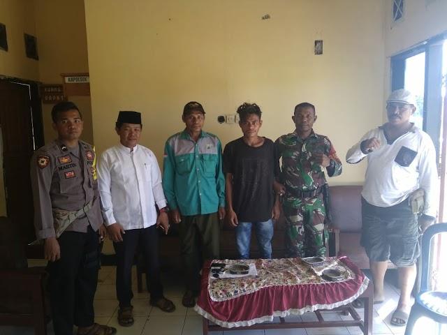 Dibima, Seorang Terduga Pelaku Pembunuhan Serahkan Diri ke TNI
