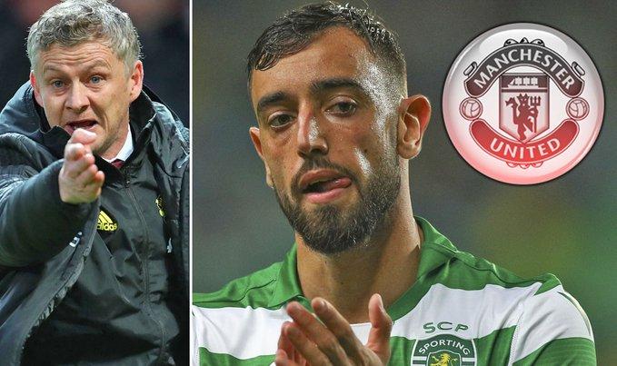 Finally! Man United Coach Ole Gunnar Solskjaer Provides Bruno Fernandes Transfer Update!