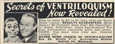 Secrets of Ventriloquism