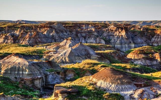 Το μεγαλύτερο νεκροταφείο δεινοσαύρων βρίσκεται στον Καναδά