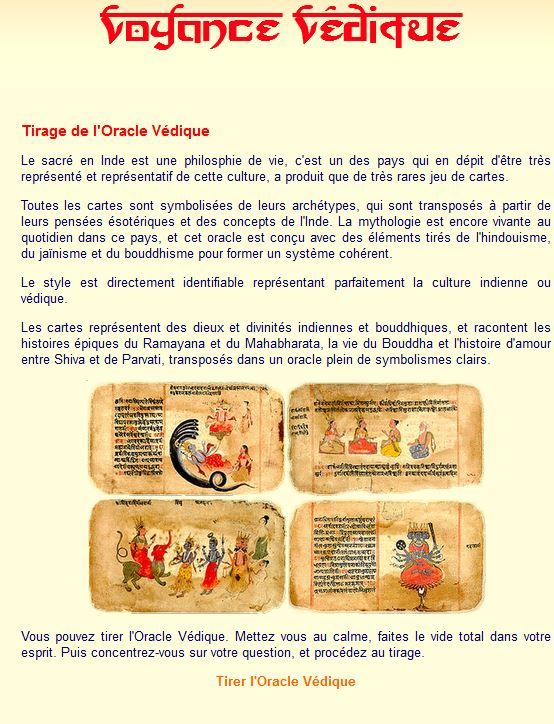 http://www.sattva-divination.com/tirage_oracle_vedique.php
