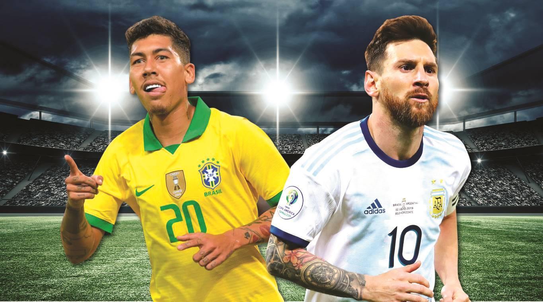 Brazil vs Argentina Preview