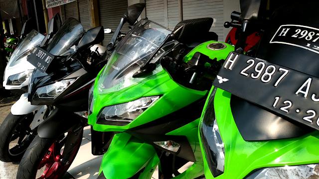 New Kawasaki Ninja 250 FI Terbaru Tahun 2020 by inukotovlog.com