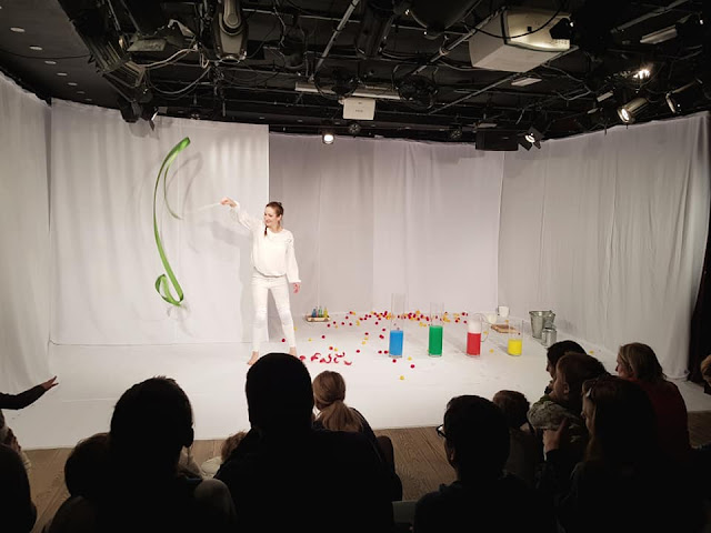Teatr Małego Widza - Rozplatanie Tęczy