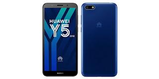 Hape Huawei Y5 Prime 2018 Baru RAM 2GB ROM 16GB Garansi Resmi Huawei Indonesia
