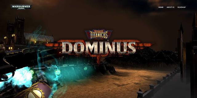 Adeptus Titanicus: Dominus Revealed