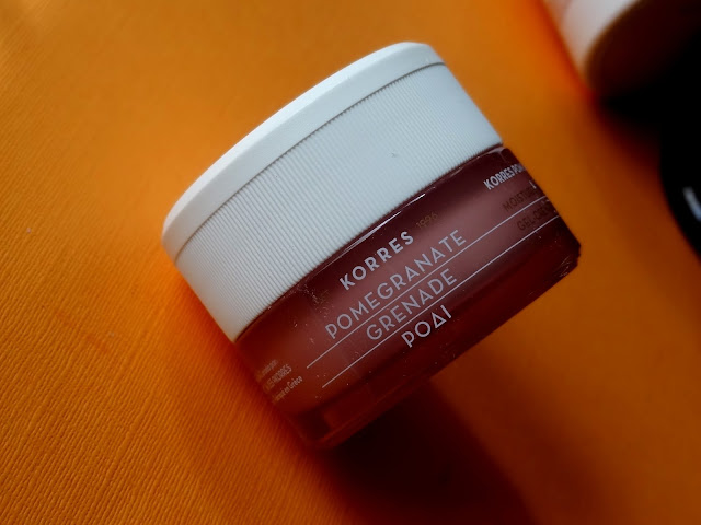 Korres Pomegranate Moisturizing Balancing Cream