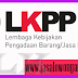 Rekrutmen LKPP non CPNS - Biro Umum dan Keuangan
