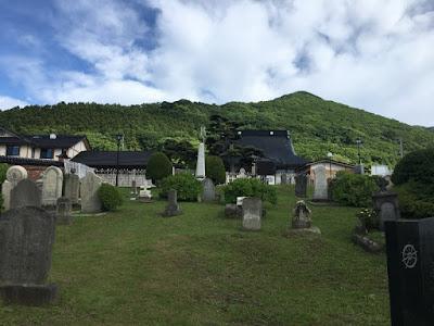 函館の外国人墓地