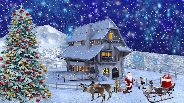 Povestea nespusă a lui Moș Crăciun (Gerilă)