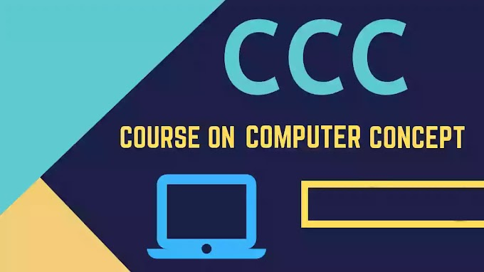 What is Course on Computer Concepts (CCC)?