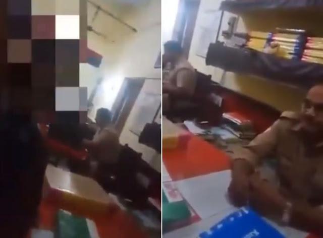 छेड़खानी की शिकायत लिखवाने गई लड़की के साथ पुलिसकर्मी ने की बदसलूकी - newsonfloor.com