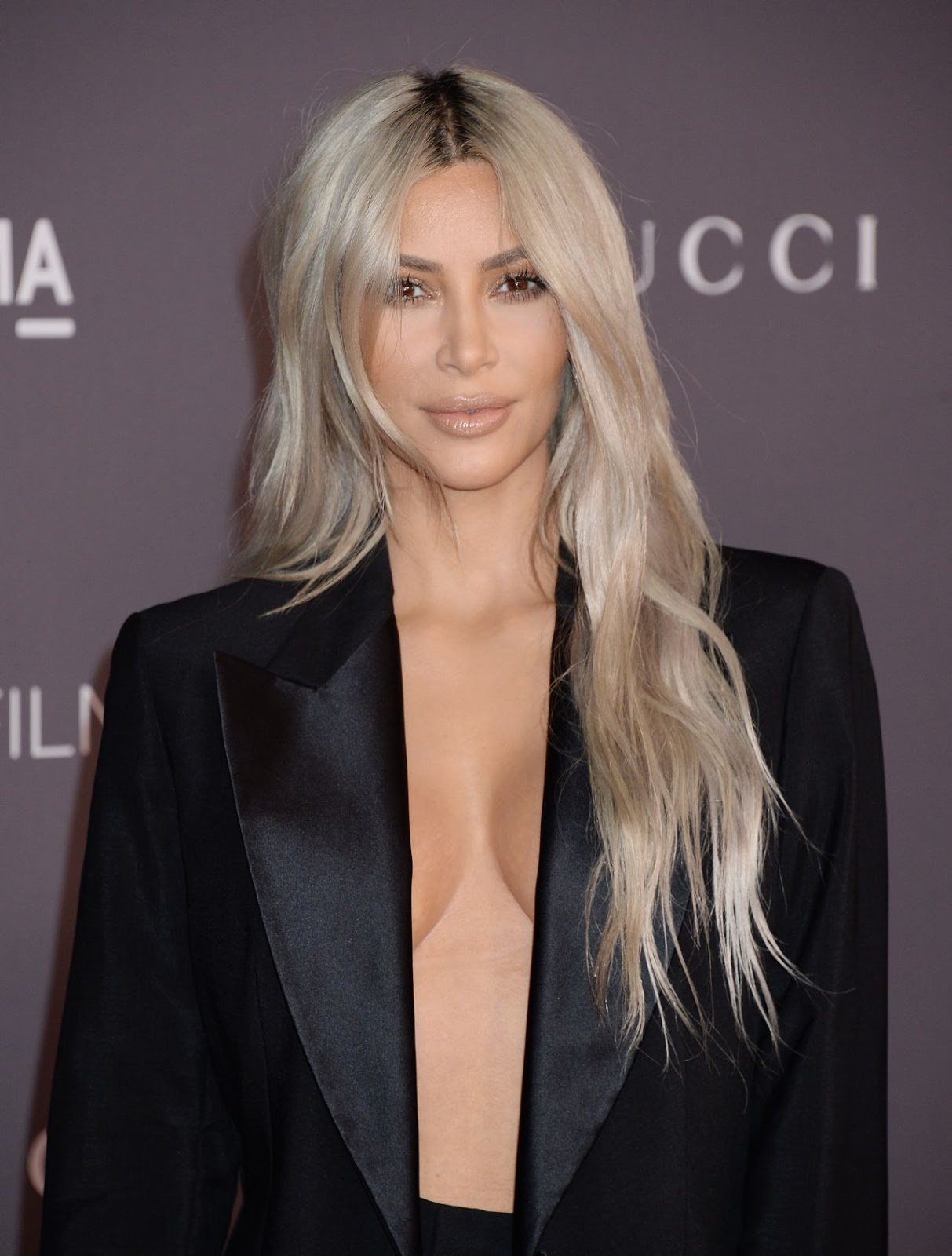 Kim Kardashian – 2017 LACMA Art and Film Gala in Los Angeles