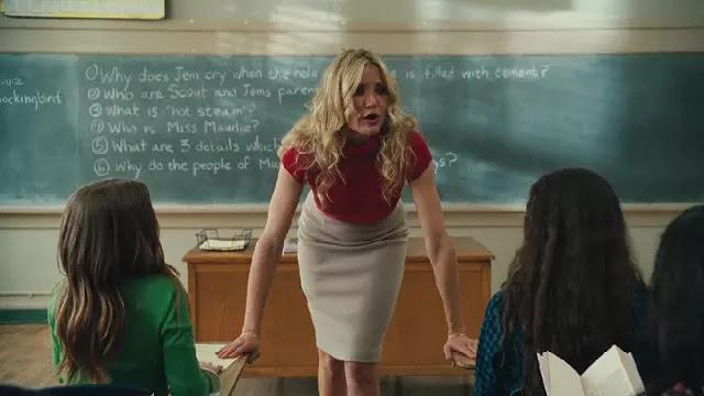 Review Film Bad Teacher 2011 - Contoh Guru Yang tidak Bagus