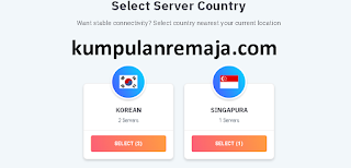 server akun Wireguard