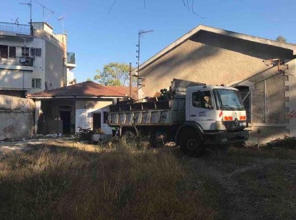 Δήμος Πειραιά : Απομάκρυνση καταληψιών από το πρώην στρατόπεδο Παπαδογιώργη