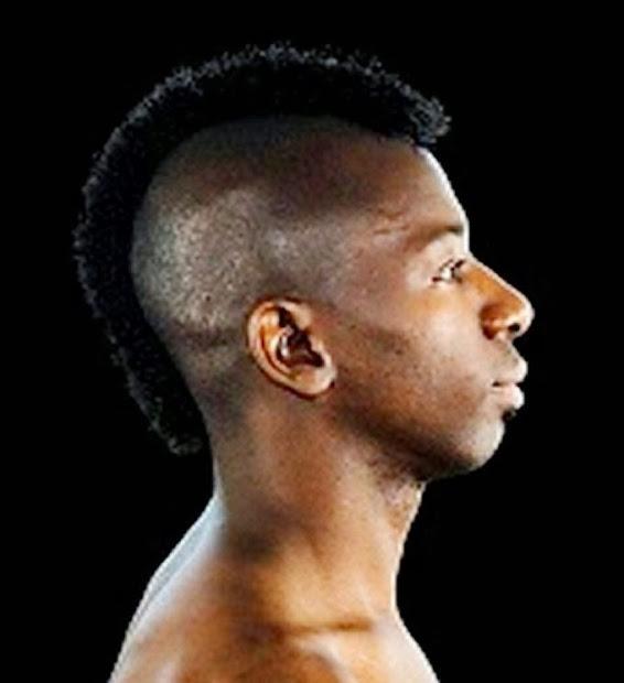 mohawk hairstyles black men