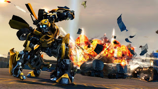 Transformers 2 Revenge Of The Fallen Game