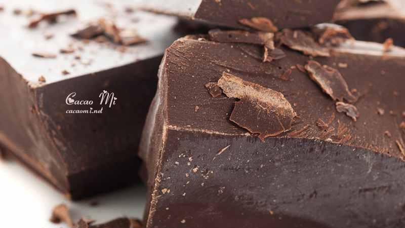 Hãy chọn đúng Cacao Mass mang thương hiệu Cacao Mi để đảm bảo chất lượng nhé