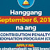 SSS to employers: Avail of penalty condonation as deadline nears