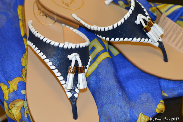 Jack Rogers at Saks Off Fifth Clinton Crossing Premium Outlets