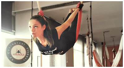fly, flying, yoga,