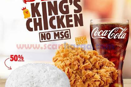 Promo Burger King Terbaru 10 - 20 Juni 2019