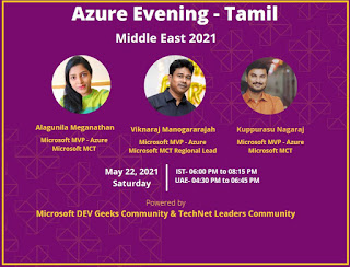 Azure Evening - Middle East 2021