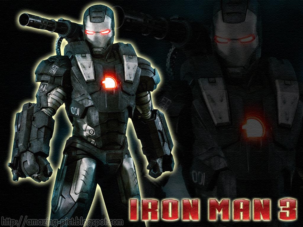 Iron Man 3 Wallpapers HD Desktop