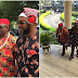 Femi Fani-Kayode and Osita Chidoka rock Igbo attire to court for Nnamdi Kanu's trial