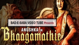 BAD-E-SABA Presents - Super Hit South Indian Movie Bhaagamathie In Hindi