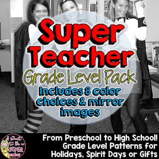 https://www.teacherspayteachers.com/Product/Super-Teacher-Iron-On-PackPatterns-for-Every-Grade-Preschool-to-High-School-924390
