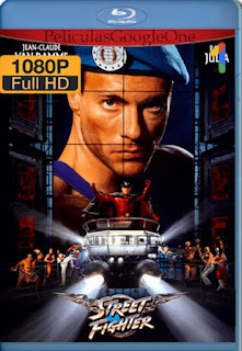 Street Fighter [1994] [1080p BRrip] [Latino-Inglés] [GoogleDrive] RafagaHD